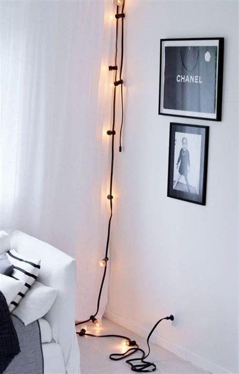 decorative string lights for bedroom 22 delightful diy string lights in the bedroom home