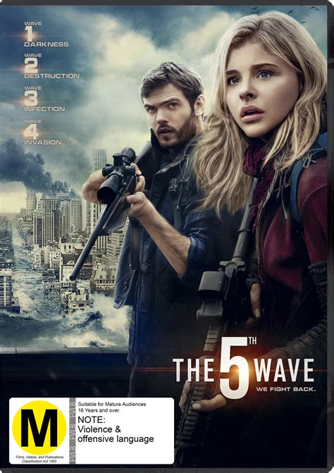 the 5th wave the the 5th wave dvd on sale now at mighty ape nz