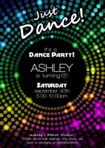 free disco invitation encore
