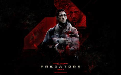 Pel And The Predators predator 2010 wallpaper