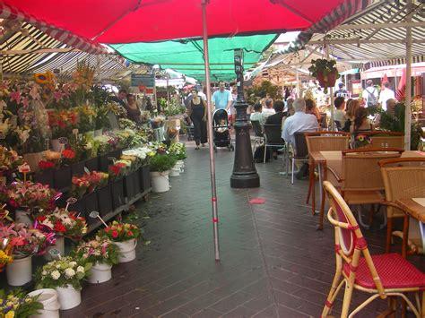 mercato dei fiori nizza mercato dei fiori viaggi vacanze e turismo