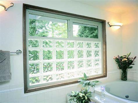 Bathroom Glass Options Bathroom Window Options Glass Block Windows St Louis