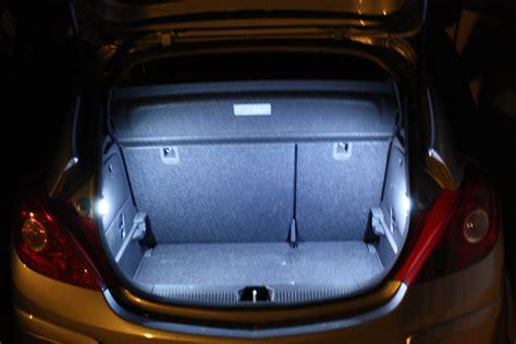 lade philips auto lade auto a led lade led opel corsa d illuminazione opel
