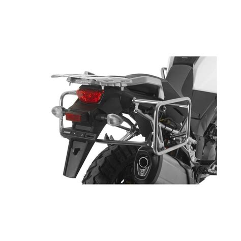 Strom Rack Pannier Racks For Suzuki V Strom Dl1000 2014 On Stainless