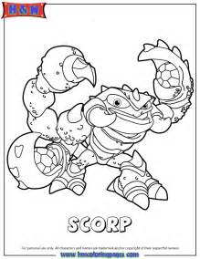 skylander coloring pages skylander coloring pages to print coloring home