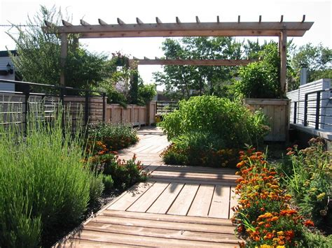 rooftop landscaping rooftop garden john beaudry landscape design