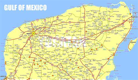 map of mexico yucatan peninsula yucat 225 n images