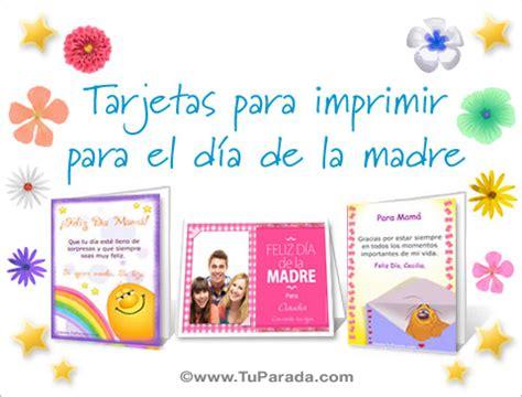 tarjetas para personalizar e imprimir gratis dia del padre tarjetas de d 237 a de la madre para imprimir postales para