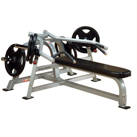 leverage bench body solid leverage bench press lvbp incredibody