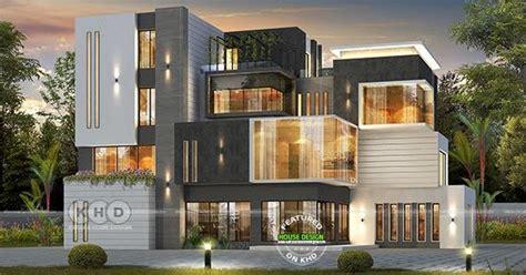 bedroom box model ultra modern home kerala home design