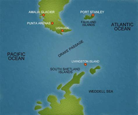 south america map passage passage antarctica cruise ship schedule cruisemapper