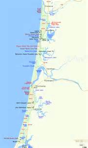 map of oregon dunes national recreation area