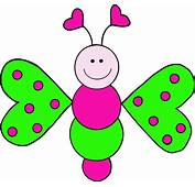 Bug Cute Butterfly Clip Art Car Pictures