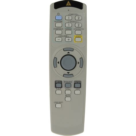 Remote Proyektor product mitsubishi xl5950rem projector remote for xl5950lu and xl5950u