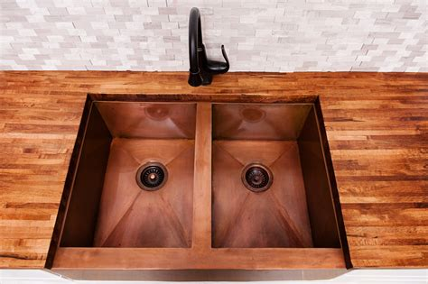 porcelain bathroom sinks pros and cons pros cons of copper farmhouse sinks coppersmith
