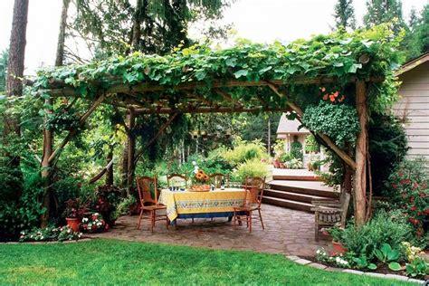 21 Best Patio Grape Arbor Decor Ideas   backyard ideas