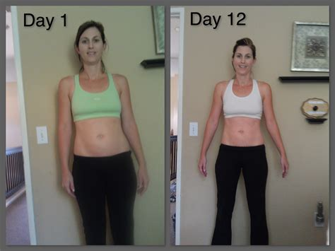 Jillian Shed And Shred Weight Loss Results by Jillian 30 Day Shred