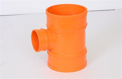 Reducing 90x63mm tanay industries corp 187 reducer orange