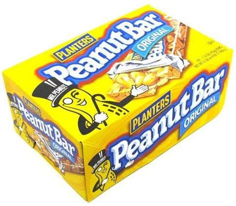 Planters Peanut Bar by Manhattan Wholesalers Inc New York Planter S Peanut Bar