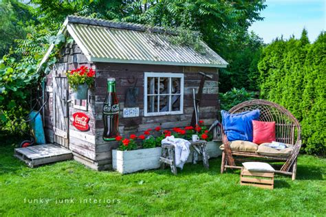 Shed Area by 15 Creative Outdoor Sitting Areas And How To Make