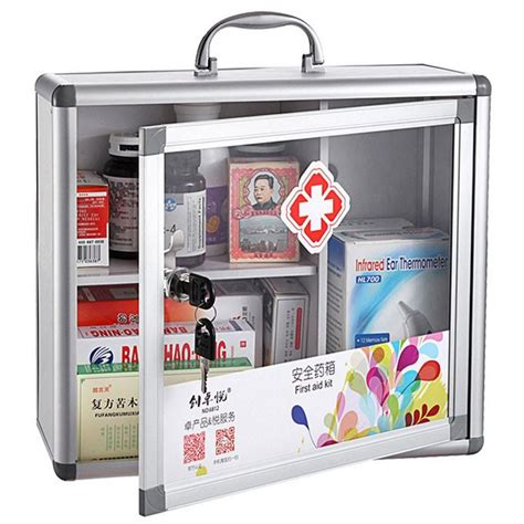 wall mounted first aid box buy online aluminum medicine chest wall mounted first aid kit with