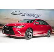 Redesigned 2015 Toyota Camry Coming This Month  Torque News