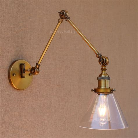 Corded Wall Sconce Swing Arm Corded Wall Sconce Great Home Decor Warm