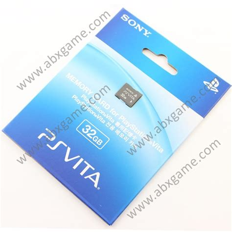Mc Psvita Memory Card Ps Vita 32gb Original original 32gb memory card for psv ps vita abxgame