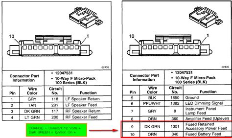 2004 gmc stereo wiring diagram 37 wiring diagram