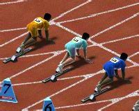 play 100 meter race games on zzaa.net