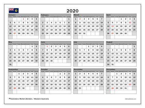 calendar western australia australia michel zbinden en