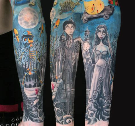 corpse bride tattoo corpse images corpse tatoo wallpaper and
