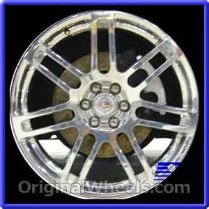 Used Cadillac Wheels Oem 2008 Cadillac Srx Rims Used Factory Wheels From