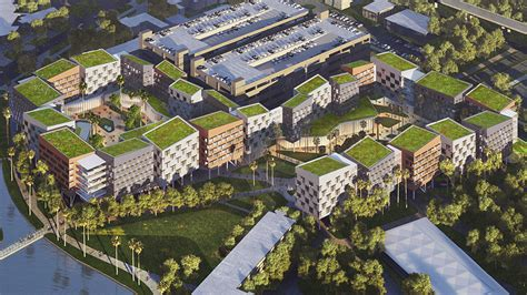 university of miami housing university of miami announces plans to construct new student housing village
