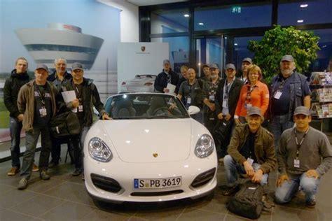 Porsche Sicherheitstraining by Mit Zf Services Beim Sicherheitstraining Porsche