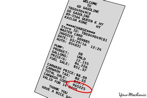 gas station receipt template gas receipt petrol receipt makermakereceipts gas