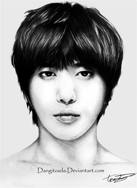 sketchbook yonghwa jung yong hwa by dangitzada on deviantart