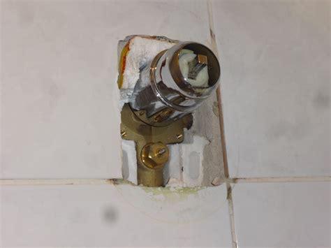 unterputz duscharmatur duscharmatur unterputz ausbauen dusche armatur