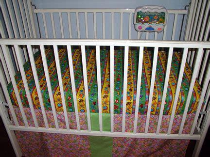 Baby Bedding Tutorial Crib Sheet Tutorial What The Hay