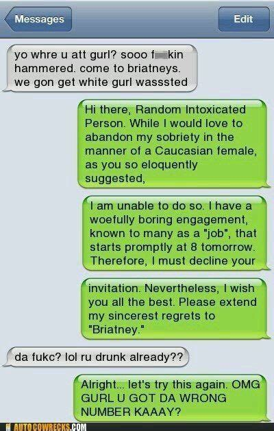 Pics For Gt Funniest Text - drunk texting this girl pinterest