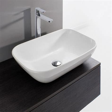 countertop basins bathroom bauhaus serene countertop basin uk bathrooms