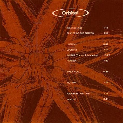 The Brown by Review Orbital Orbital 2 Brown Album The Charnel House