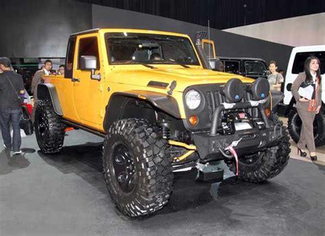 Jeep Wrangler Conversion Bisa Berubah Jadi Robot jeep hasil modifikasi terjual seharga rp 1 5 miliar