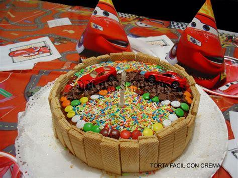 decorar tortas facil torta facil con crema cocina para bebes