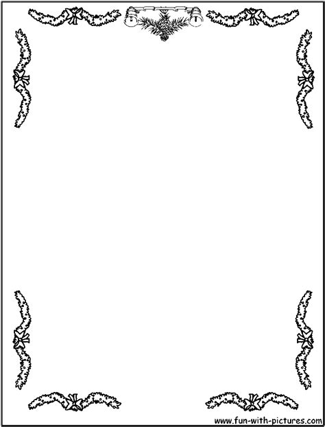 coloring page borders 7 best images of do a dot printable border pages do a