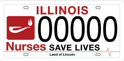 State Of Illinois Vanity Plates Five Must Have Resources As A Nurse Independence Plus