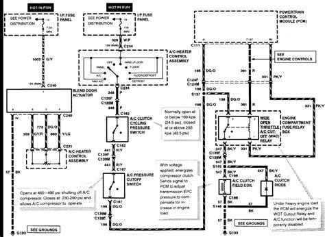 08 ranger hvac wiring diagram heat wiring diagrams