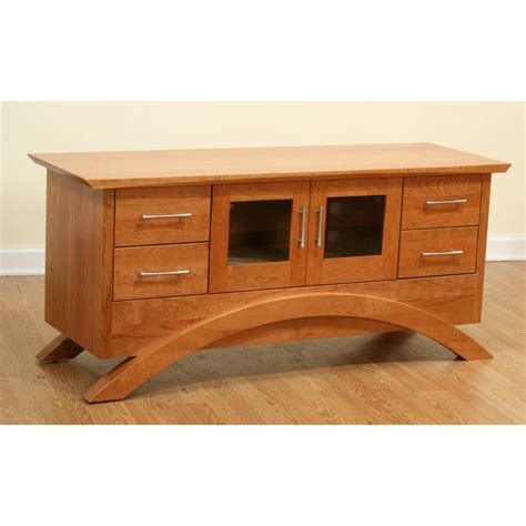 Gateway collection media cabinet amish crafted furniture