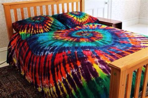 tie dye bed set novembrino wenzel