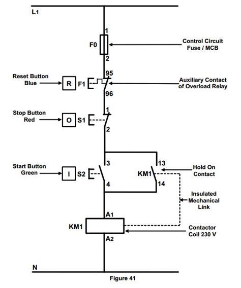 motor controldirect on line starter electric equipment